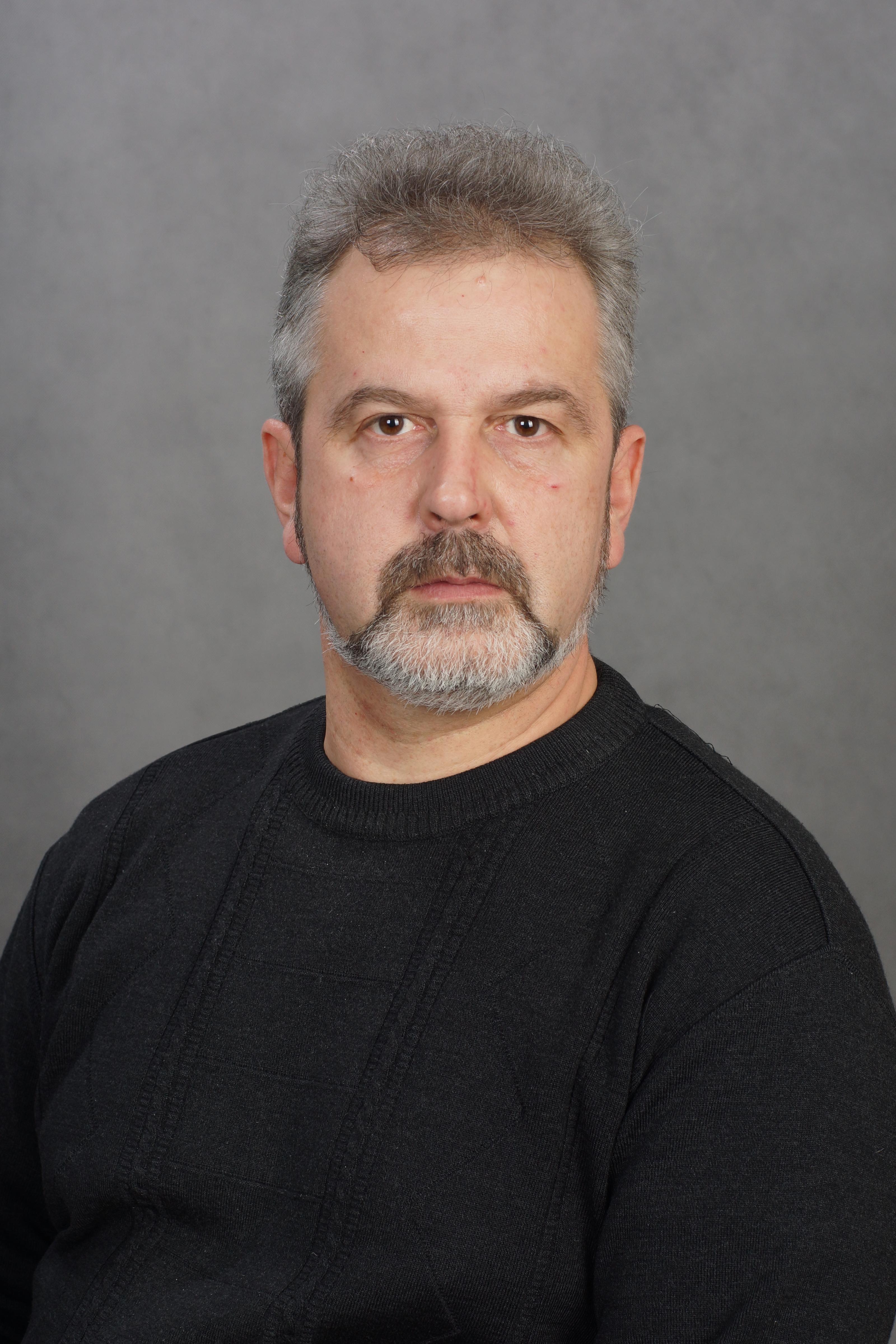 Кулешов Михаил Александрович