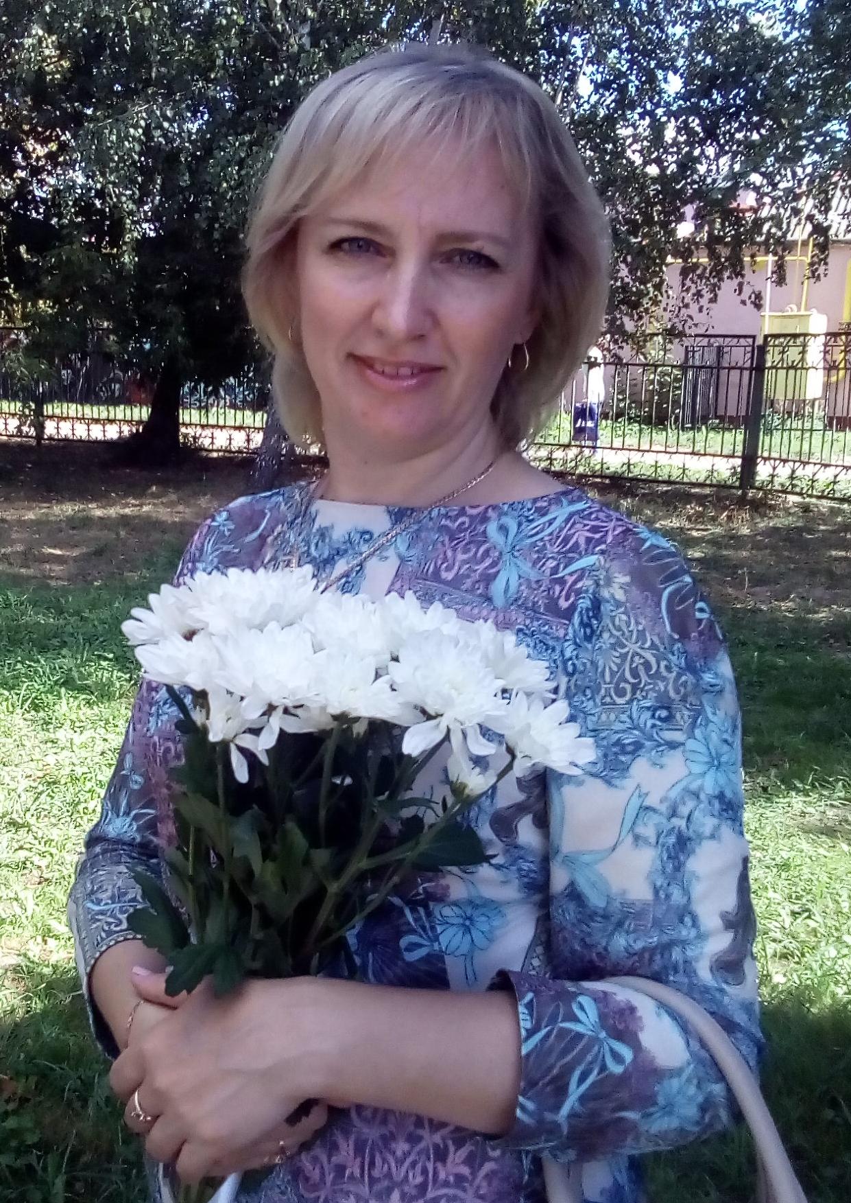 Степина Валентина Викторовна