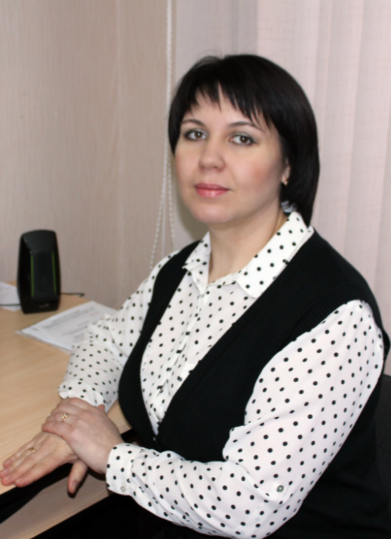 Аверина Екатерина Владимировна