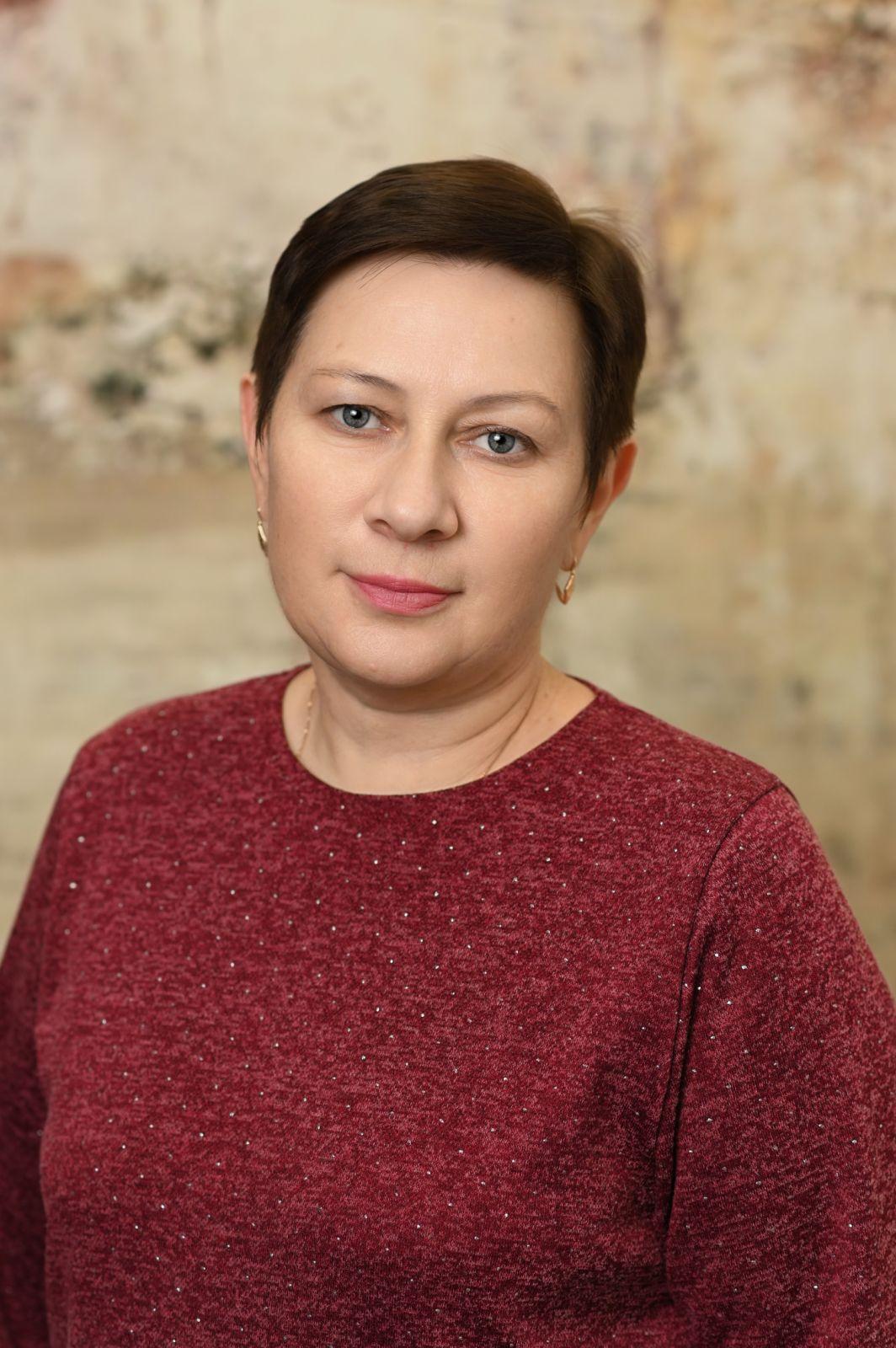 Найденова Галина Петровна